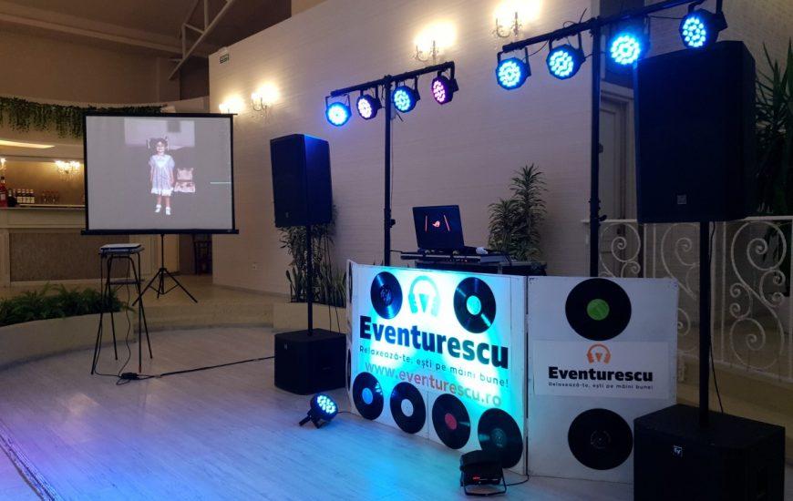 Setup pentru Karaoke
