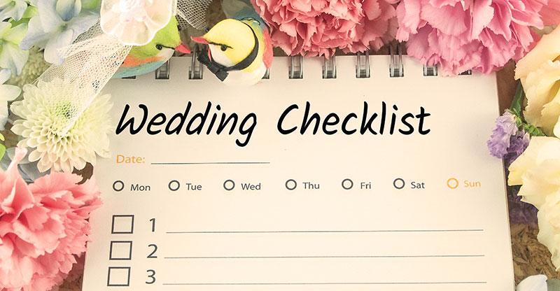 Care sunt Pasii de Urmat pentru Planuirea Nuntii?